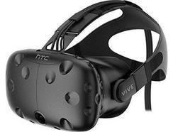 Óculos Realidade Virtual HTC Vive Original em Preto