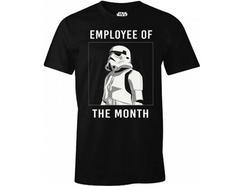 T-Shirt STAR WARS Employee Of The Month (Tamanho: XXL)