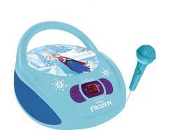 Leitor Rádio/CD Frozen RCD108FZZ Azul