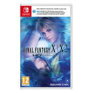 Final Fantasy X-X-2 HD Remaster – Nintendo Switch