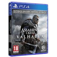 Jogo PS4 Assassin's Creed Valhalla (Ultimate Edition – M18)
