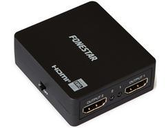 Distribuidor FONESTAR HDMI 1×2 FO-532U