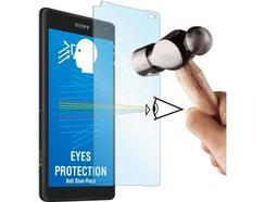 Protetor de Ecrã Vidro Temperado MUVIT Xperia Z5 Compact