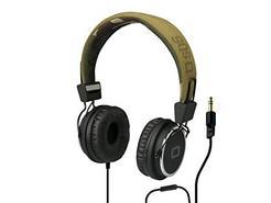 Auscultadores Stereo DJ Pro SBS Camuflado