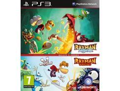 Jogo PS3 Rayman Legends + Rayman Origins