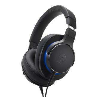 Auscultadores Com fio AUDIO TECHNICA ATH-MSR7BGM (On Ear – Preto)