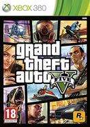 Jogo XBOX 360 Grand Theft Auto V (M18)