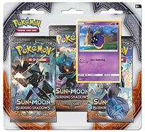 Packs Carta POKÉMON Sun & Moon Burning Shadows