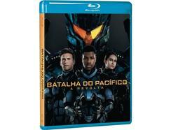 Blu-ray Batalha do Pacífico: A Revolta (capa provisória)