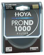 Filtro Densidade Neutra HOYA 1000 Pro 72mm