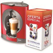 Máquina de Café NESCAFÉ DOLCE GUSTO Krups Oblo KP1105P6 + pack