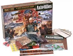 Jogo tabuleiro Axis and Allies 1942 2nd Ed2012
