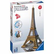 Puzzle 3D RAVENSBURGER Torre Eiffel