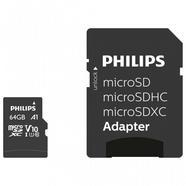 MEMÓRIA MICRO-SD PHILIPS 64GB CL 10