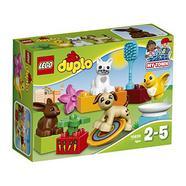 LEGO DUPLO: Animais Domésticos