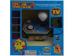 Ms Pacman Classic Plug and Play Arcade Game