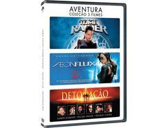 DVD Pack 3 DVD Filmes Aventura