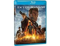 Blu-ray Exterminador: Genisys Steel Book