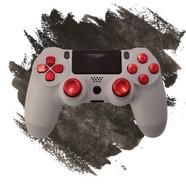 Comando TS White Red Obscuros- PS4
