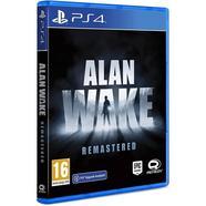 Alan Wake Remastered – PS4