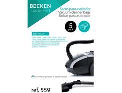 Sacos de Aspirador BECKEN REFª559