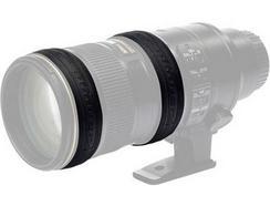Anéis protetores para lente EASYCOVER Preto