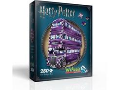 Puzzle 3D HARRY POTTER The Knight Bus