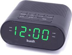 Rádio Despertador KUNFT KTCR3846 Preto