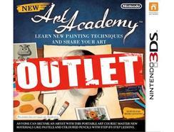 Jogo Nintendo 3DS New Art Academy
