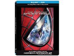Blu-Ray The Amazing Spiderman 2 Steelbook (De: Marc Webb – 2014)