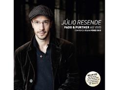 CD/DVD Julio Resende – Fado & Further