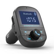 Transmissor Energy Sistem Car Transmitter FM Bluetooth PRO Preto