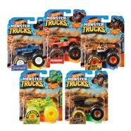 Monster Truck Carros de Jogos Escala 1:64 Hot Wheels