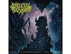 CD Skeletal Remains: The Entombment Of Chaos