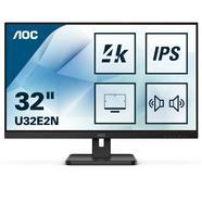 """Monitor AOC U32E2N (32"""" – 4K – LED VA – Adaptive-Sync)"""