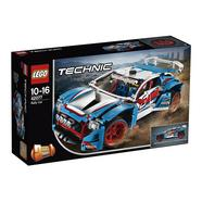 Carro de Rally Lego Technic