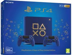 Playstation 4 Slim 500GB Edição Days Of Play