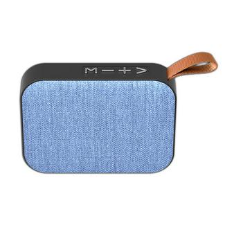 COLUNA BLUETOOTH TECH FUZZION GT-T8 AZUL