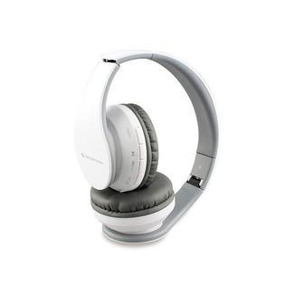 Headphone Conceptronic Parris Branco Wireless Bluetooth
