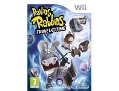 Jogo Nintendo WII Raving Rabbids Regreso ao Passado