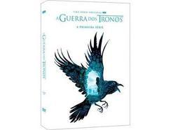 DVD Guerra dos Tronos: Temporada 1 (De: D. Benioff e Weis – 2018)