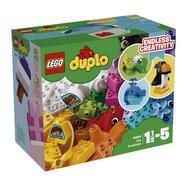 LEGO DUPLO: Criações Divertidas