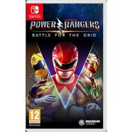 Power Rangers: Battle for the Grid Collector's Edition – Nintendo Switch