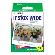 Fujifilm Carga ColorFilm Instax Wide Glossy 10x Folhas