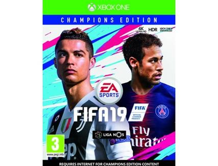 FIFA 19: Champions Edition – Xbox-One