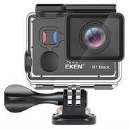EKEN H7 Black Sport Camera Ambarella 4K+ EIS Action Camera Sony Sensor