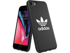 Capa ADIDAS Moulded Basic iPhone 6, 6s, 7, 8 Preto