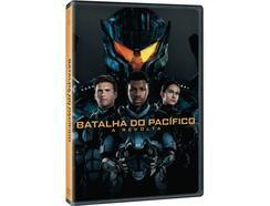 DVD Batalha do Pacífico: A Revolta (capa provisória)