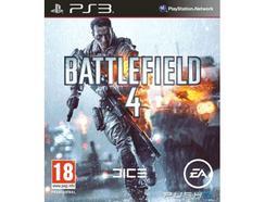 Jogo PS3 Battlefield 4