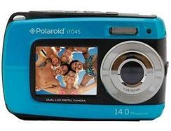 Máquina Fotográfica POLAROID IF045 Azul